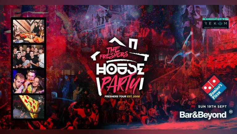 Neon Freshers House Party | Norwich Freshers 2021