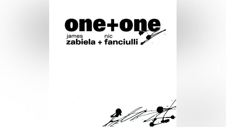 10 Tickets Added - James Zabiela b2b Nic Fanciulli (One + One) BOAT PARTY