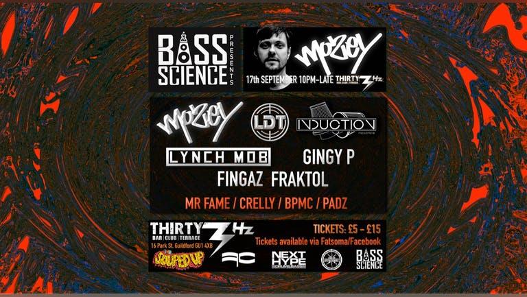 Bass Science Presents: Mozey