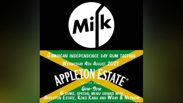 Appleton Estate Jamaican Independence Day Rum Tasting