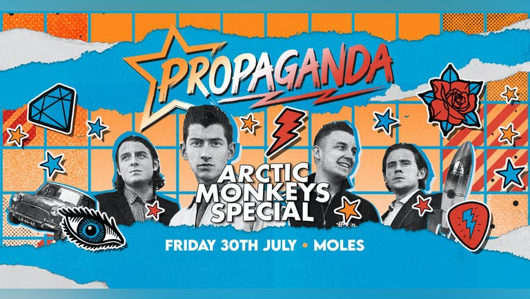 Propaganda Bath - Arctic Monkeys Special!