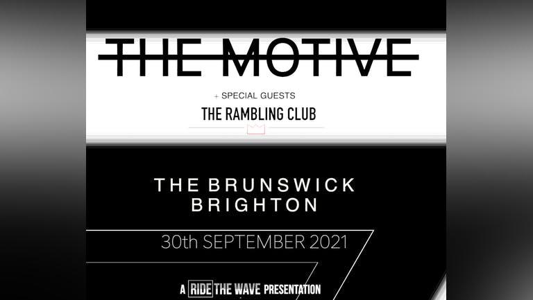 The Motive at The Brunswick, Brighton