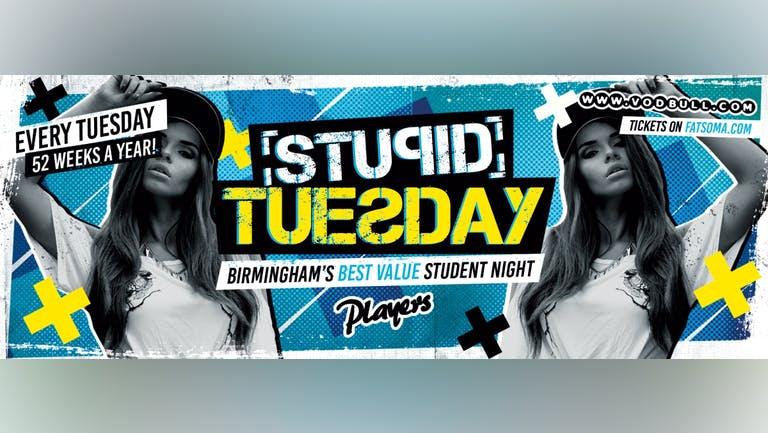 🔥 Stupid Tuesday at Players - TONIGHT 🔥
