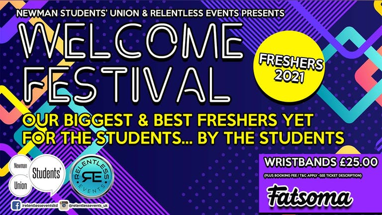Newman University Official Freshers 2021