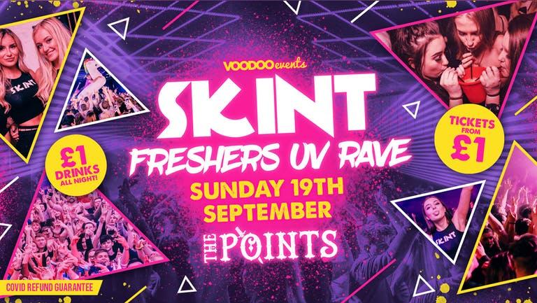 Skint Freshers UV Rave - Part 1