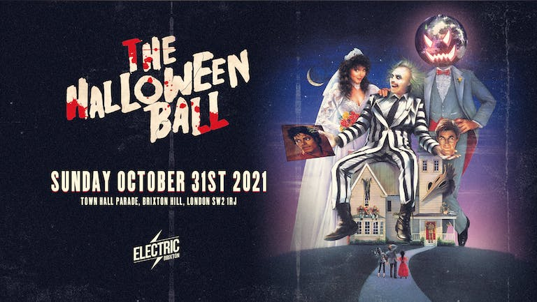 The Halloween Ball at Electric Brixton - Tickets Out Now!