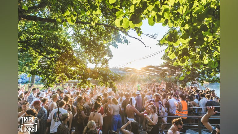 Triple Cooked | Bristol | Freshers Open Air Party