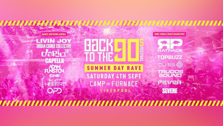 Summer Indoor 90s Day Festival - Liverpool 2021