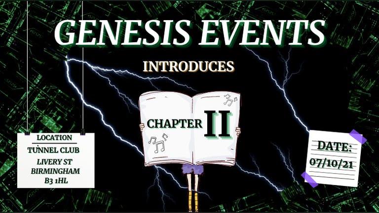 Genesis: Chapter II (FINAL 50)