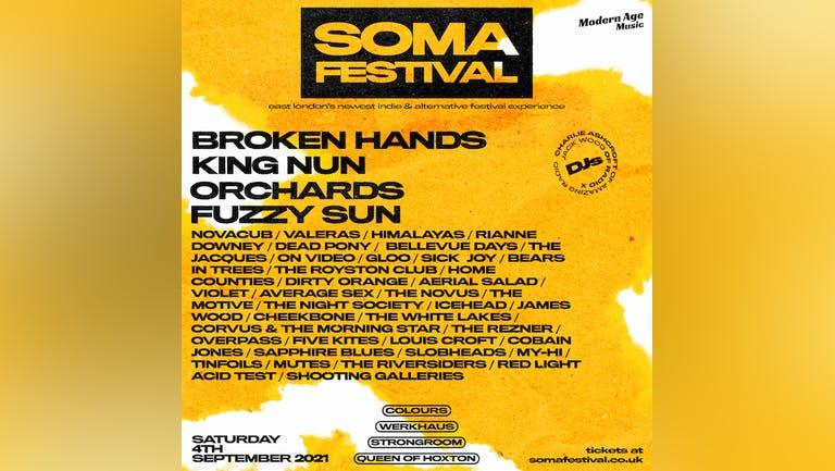 Soma Festival 2021