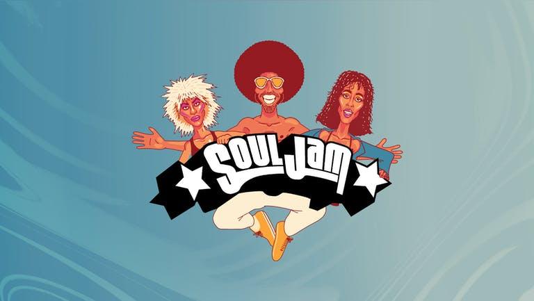 SoulJam   The Love Train Tour   Birmingham   Forum