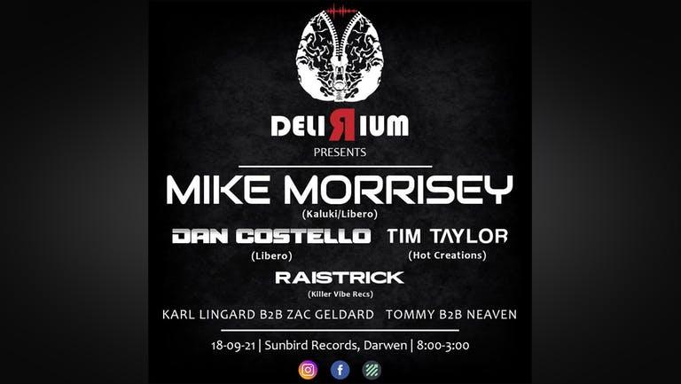 Delirium Launch Party W/ Mike Morrisey - Dan Costello - Tim Taylor