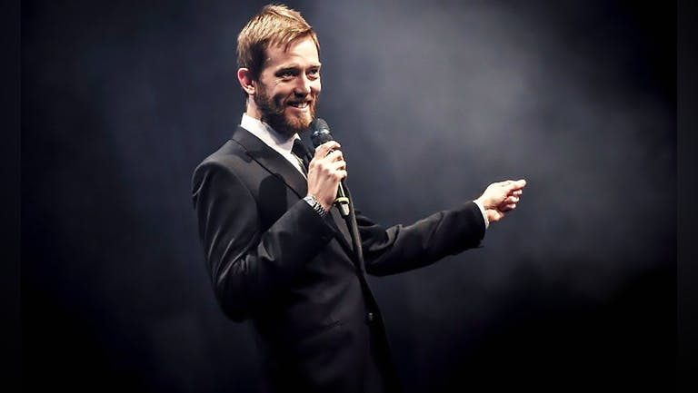 Stand Up Comedy with Alun Cochrane, Stephanie Laing, Stephen Bailey & Barry Dodds