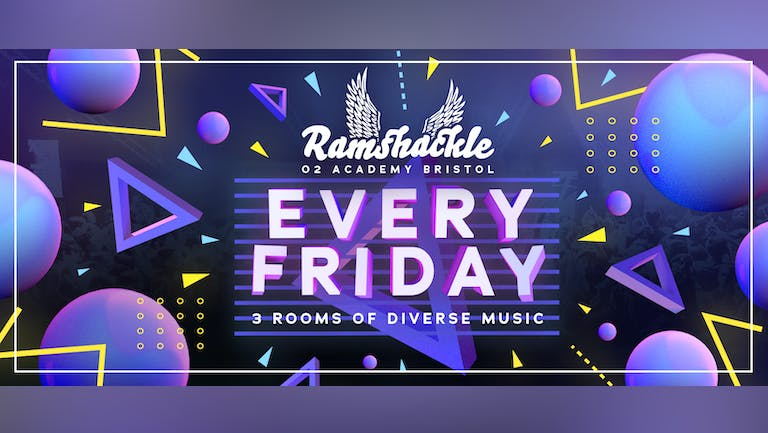 Bristol's Notorious Weekly Party