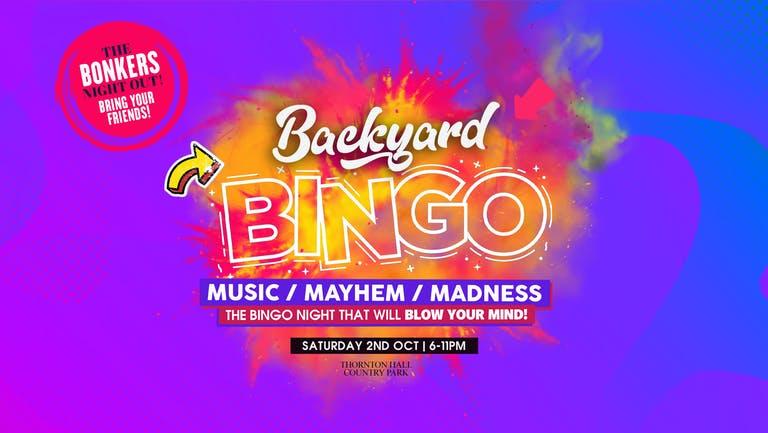 Secret Garden - Back Yard Bingo Live