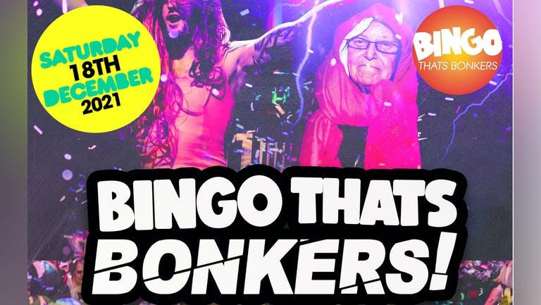 Bingo Thats Bonkers - Morecambe