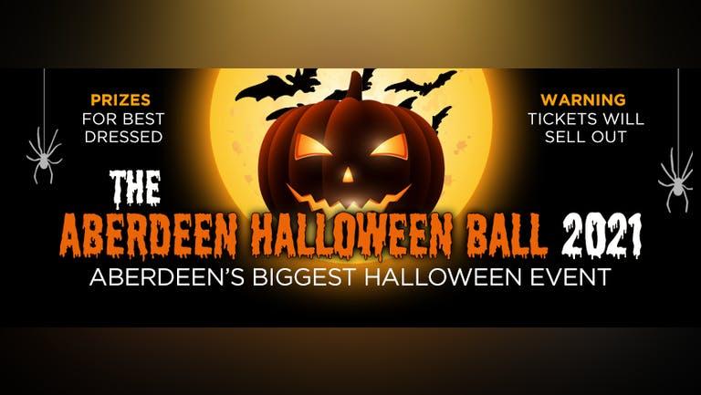 The Aberdeen Halloween Ball 2021