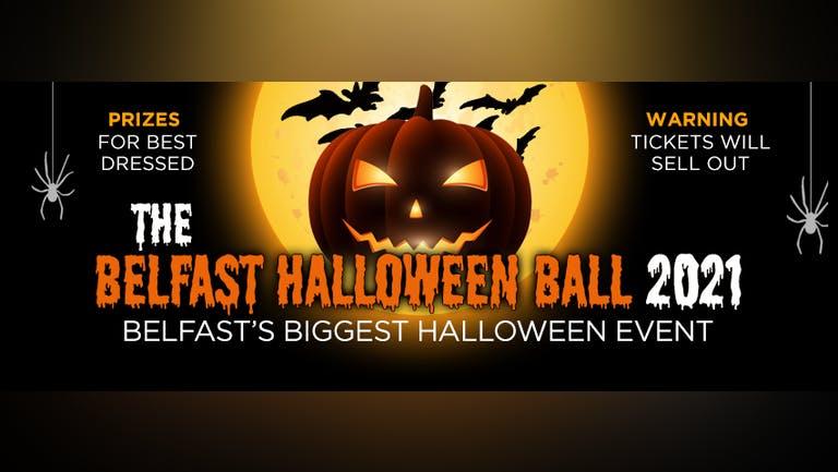 The Belfast Halloween Ball 2021