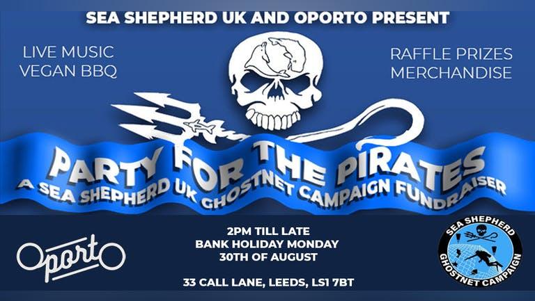 Sea Shepherd Bank Holiday BBQ & Bands