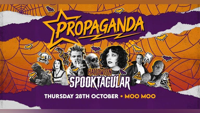 Propaganda Cheltenham - Halloween Spooktacular!