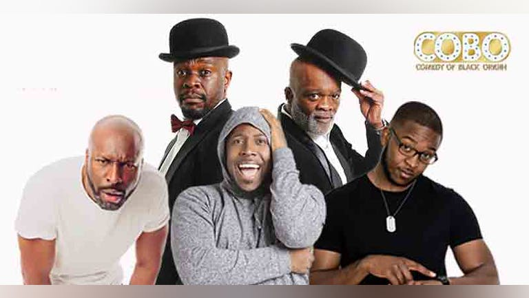 Comedy Shutdown : Black History Month Special - Birmingham