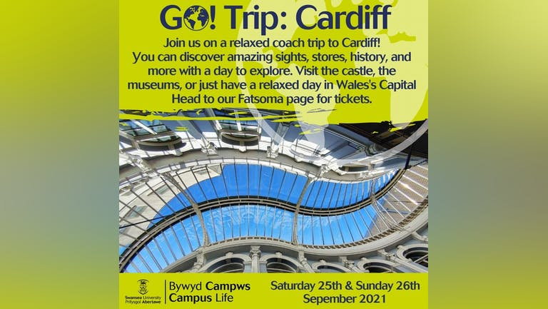 GO! Trip - Cardiff