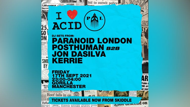 I Love Acid