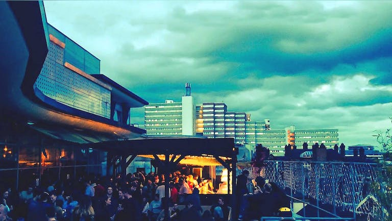 Shapes. x Dollymix Autumn Rooftop Party