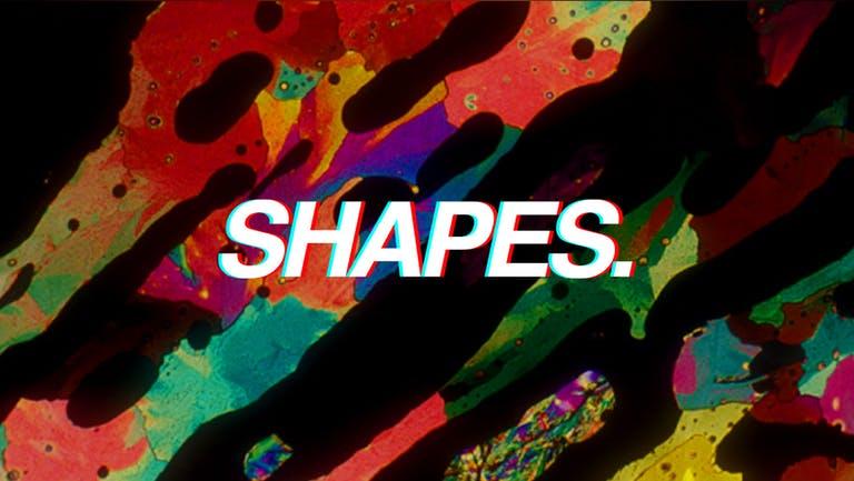 Shapes. Autumn Launch Party - Nottingham