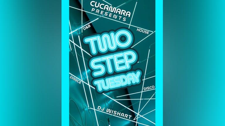 💃🏻TWO STEP RAVE🕺🏽 with DJ WISHART