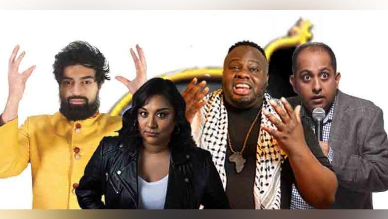 Desi Central Comedy Show - Glasgow