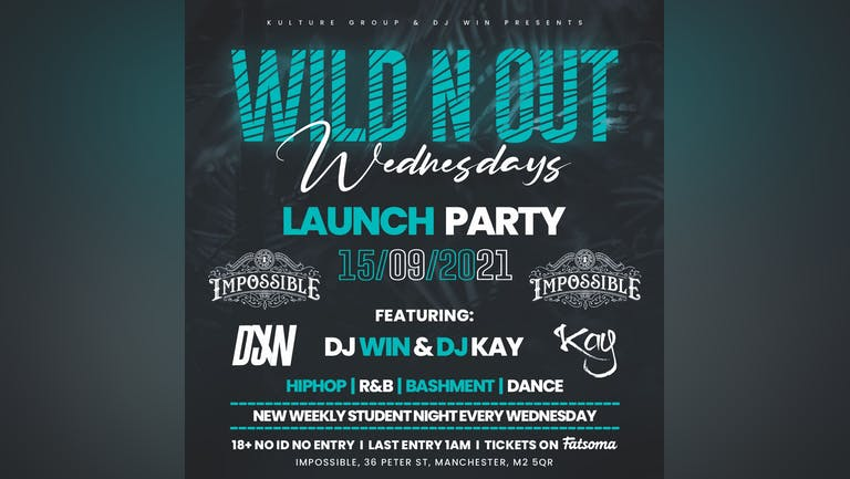 Wild N Out Wednesdays