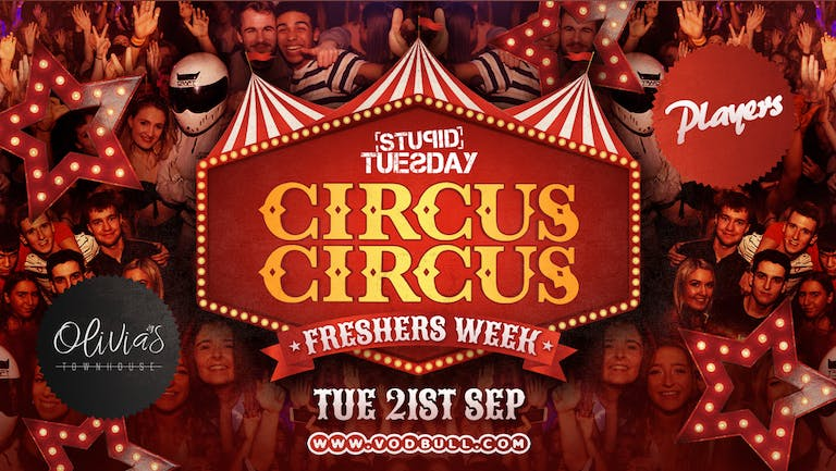★ Stupid Tuesday x Freshers Week ★ SOLD OUT ★ Next Week ON SALE NOW!