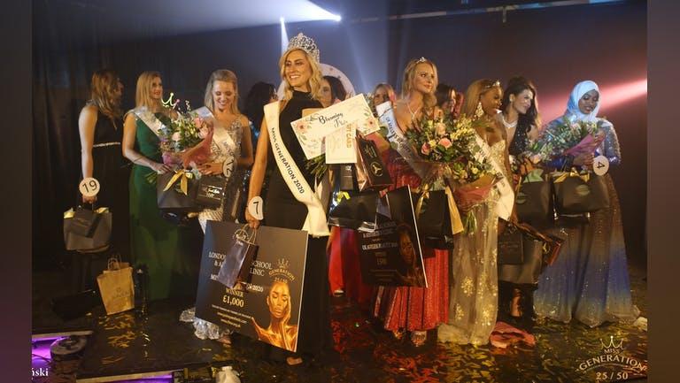 Miss Generation Grand Gala Beauty Pageant 2021