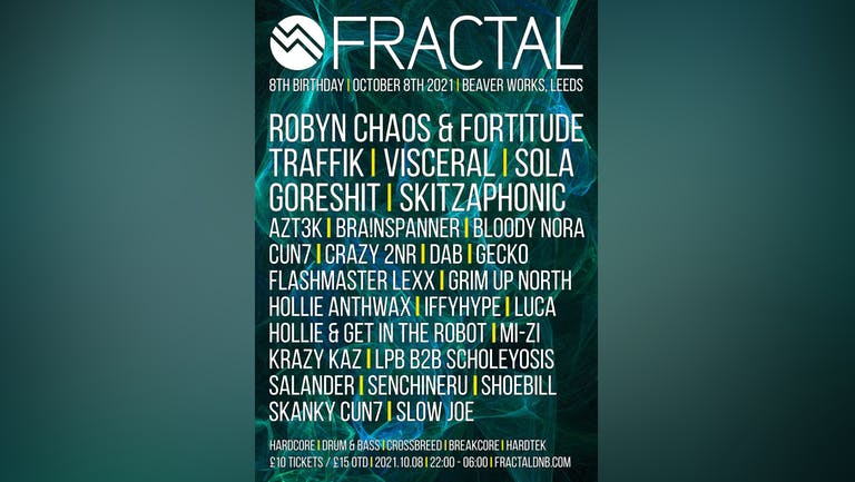 Fractal 8th Birthday