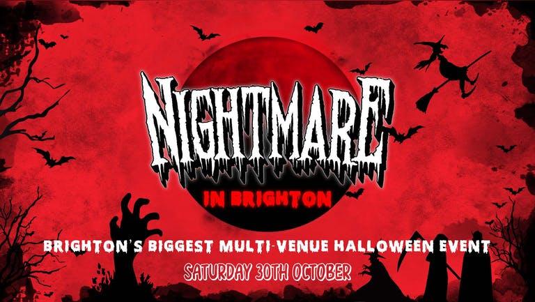 Nightmare In Brighton | Halloween Multi-Venue Block Party
