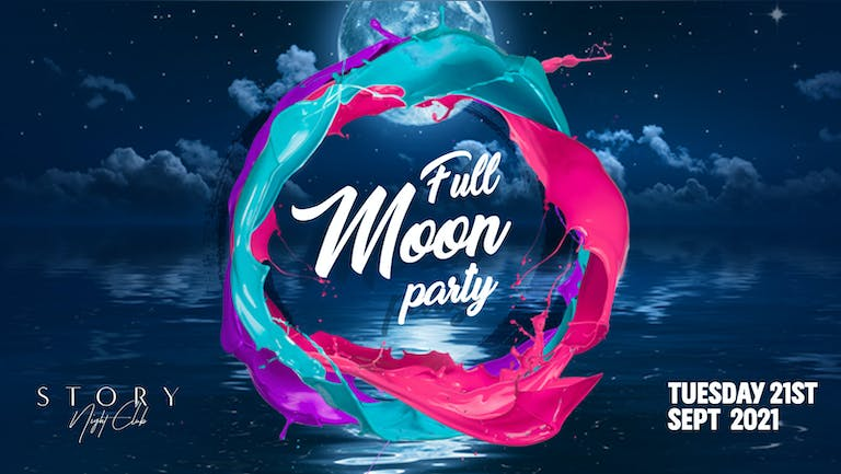 Full Moon Party - The Cardiff Metropolitan Welcome Party | Cardiff Freshers 2021 - Last 50 Tickets!