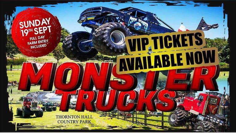 Monster Trucks - Sunday 19th September 2021
