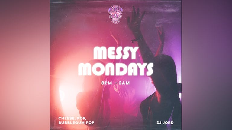 🧀MELTED CHEESE/MESSY MONDAYS🧀 with DJ Jord