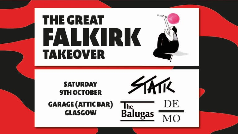 The Great Falkirk Takeover - Glasgow