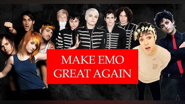 Make Emo Great Again - Bristol