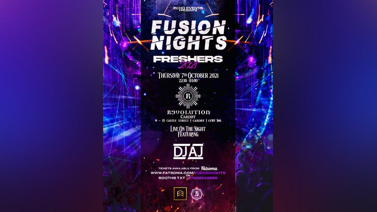 Fusion Nights - Cardiff