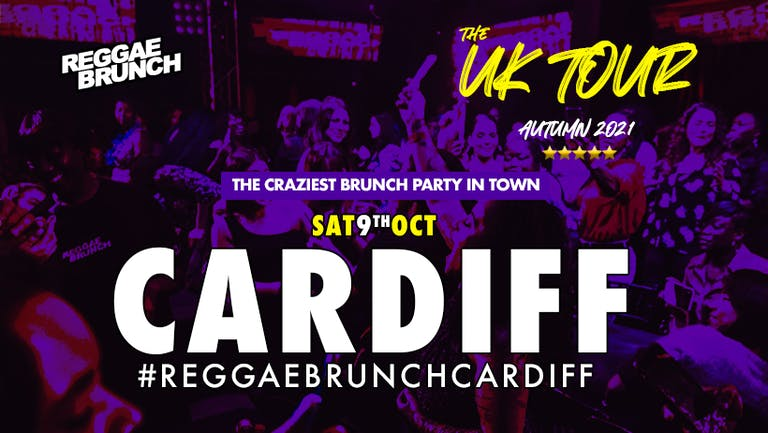 The Reggae Brunch - Sat 9th Oct  CARDIFF UK Tour