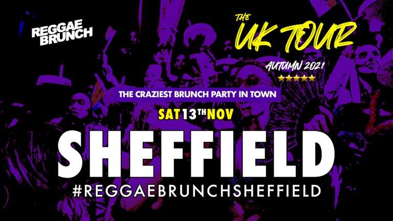 The Reggae Brunch - Sat 13th Nov SHEFFIELD UK Tour
