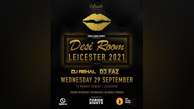 Desi Room - Freshers Leicester PT2