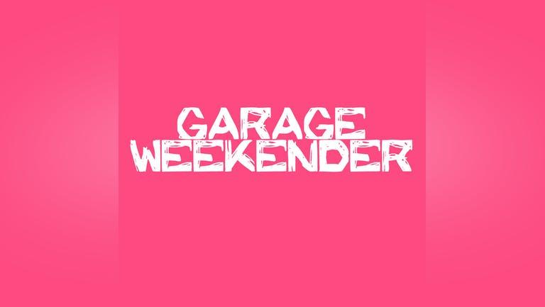 UK Garage Weekender 2021
