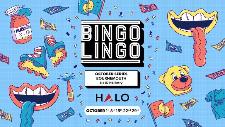 BINGO LINGO - Bournemouth - Halloween Special