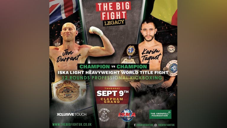 The Big Fight LEGACY