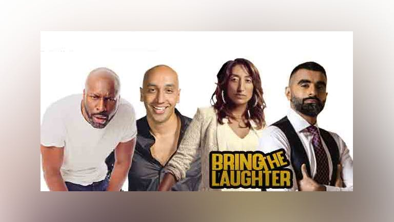 Bring The Laughter : Curry On Comedy – Middlesbrough