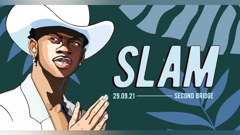 Slam / Freshers Rave / 29.09.2021
